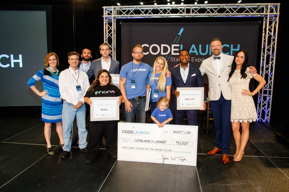Startup Competition in Texas for Software Companies